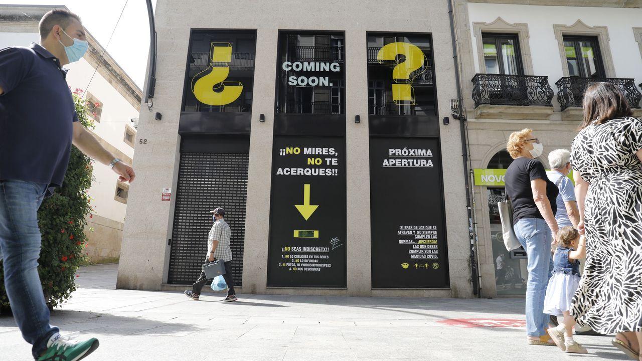 Entre los comercios que han estrenado tienda ol line tras el confinamiento se encuentra Acevedo