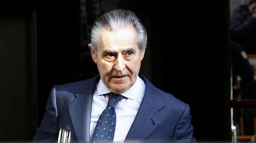 El fiscal del caso de las tarjetas black: «Los españoles sí tienen vela en este entierro».José María Castellano