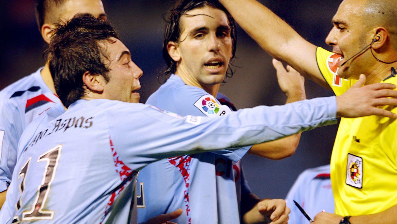 23 - Las Palmas-Celta (1-1) el 28 de diciembre del 2009