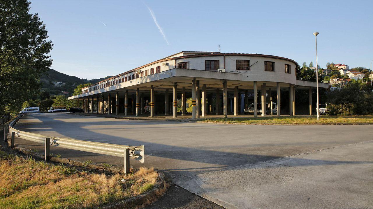 De estación de buses a residencia demayores.Parte de los seleccionados para el curso 2016