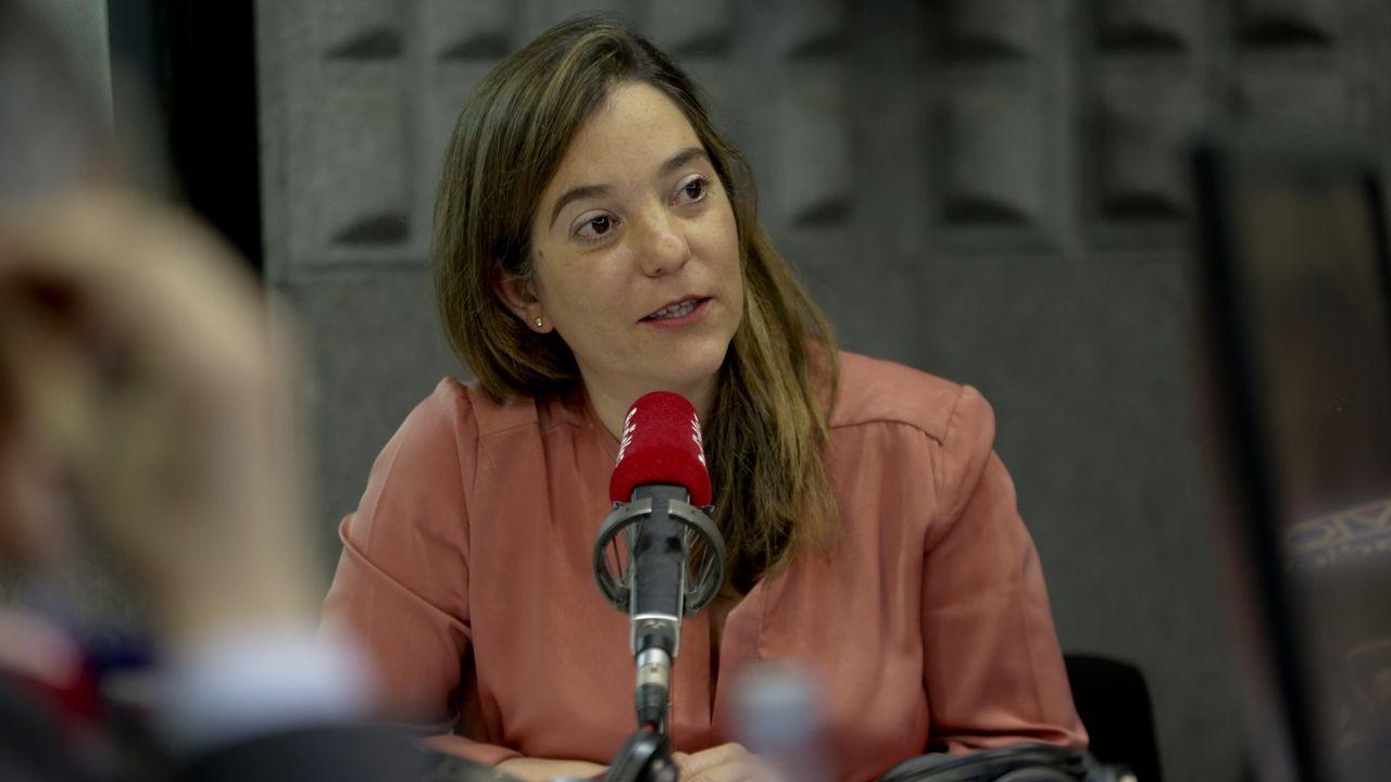 museos.La alcaldesa Inés Rey.