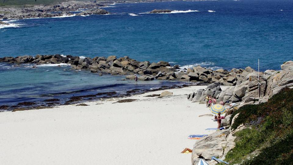 Burela.Playa de Razo (Carballo)