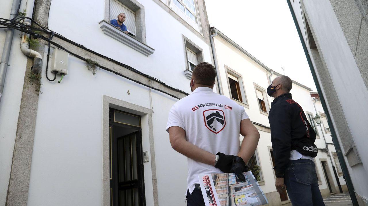 Entrevista á Conselleira de Medio Ambiente Ánxeles Vázquez.La zona de A Frouxeira, en el municipio de Valdoviño, es una de las más demandas para el alquiler de casas en verano