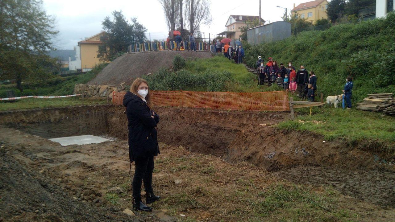 EN DIRECTO: Entrevista a Ana Pontón.El pastoreo, como se ve en esta imagen tomada en Meira, es uno de los ecoesquemas propuestos
