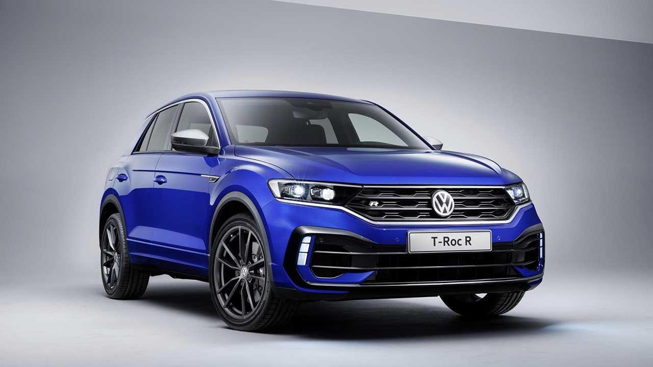 El nuevo T-Roc R, el SUV de Volkswagen