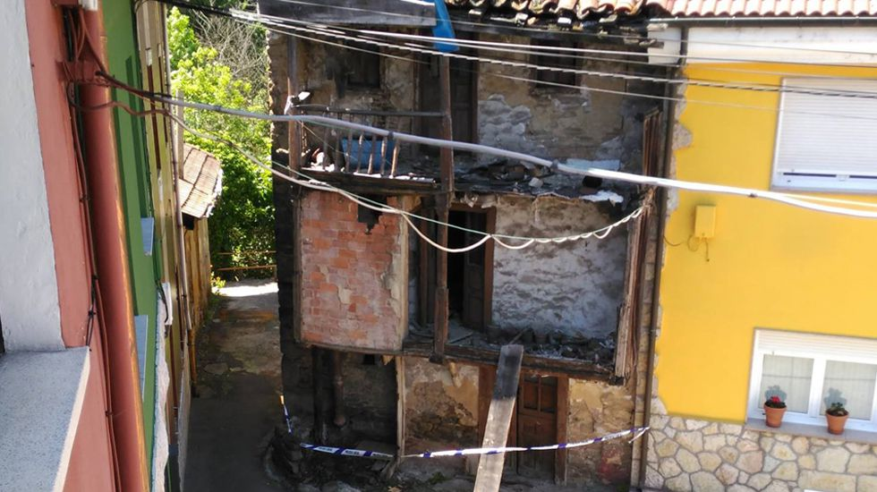 Vivienda en ruinas en Turón