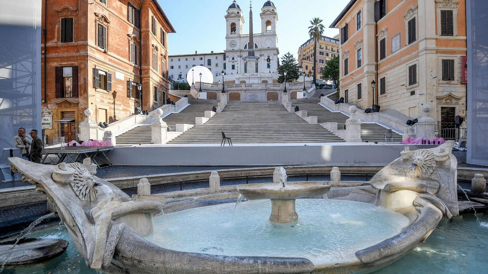 Los 27 conmemoran el Tratado de Roma.El vertedero romano de Malagrotta, el mayor de Europa, ha tenido que abrirse de nuevo