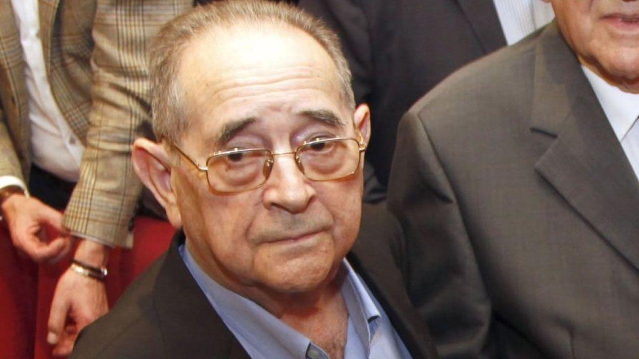 Luis Escurís Batalla, en una imagen del 2015