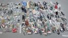 La colección de figuras de «Star Wars» sustraída de un trastero de Nuevo Gijón