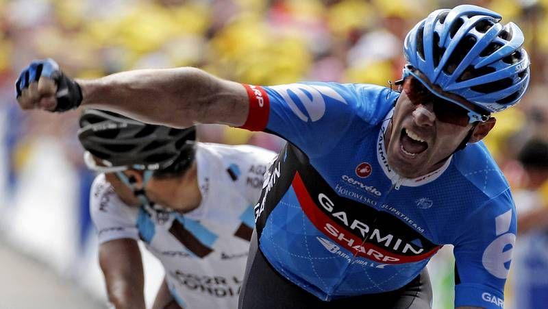El Tour de Francia 2012