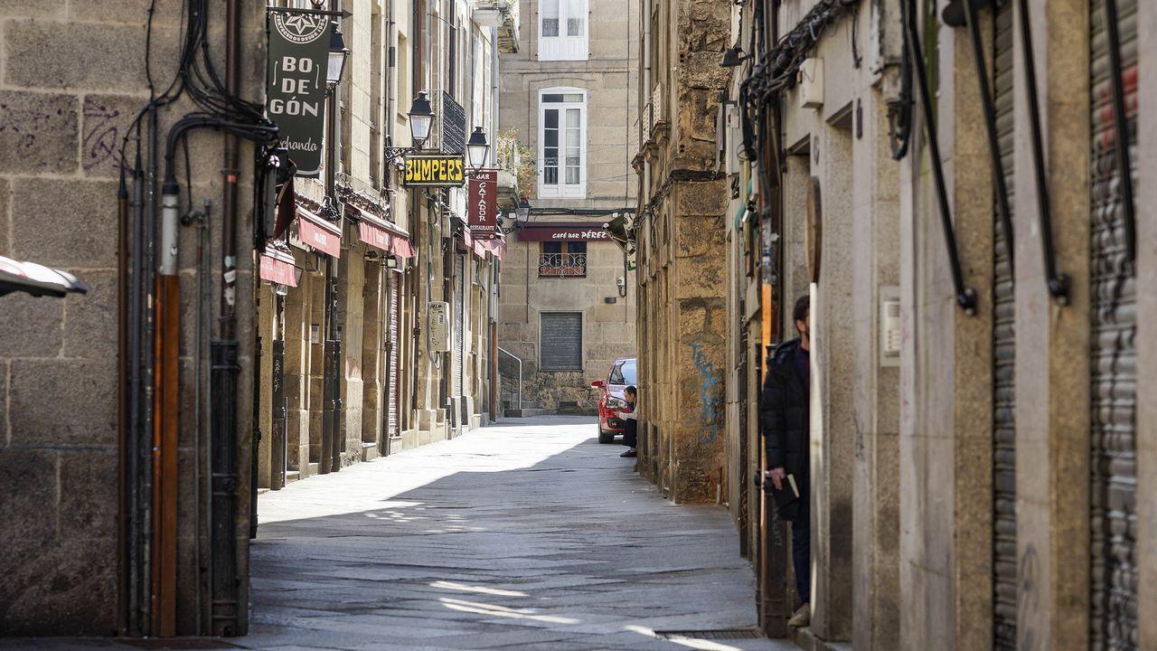 Los nuevos farmacéuticos de Ourense