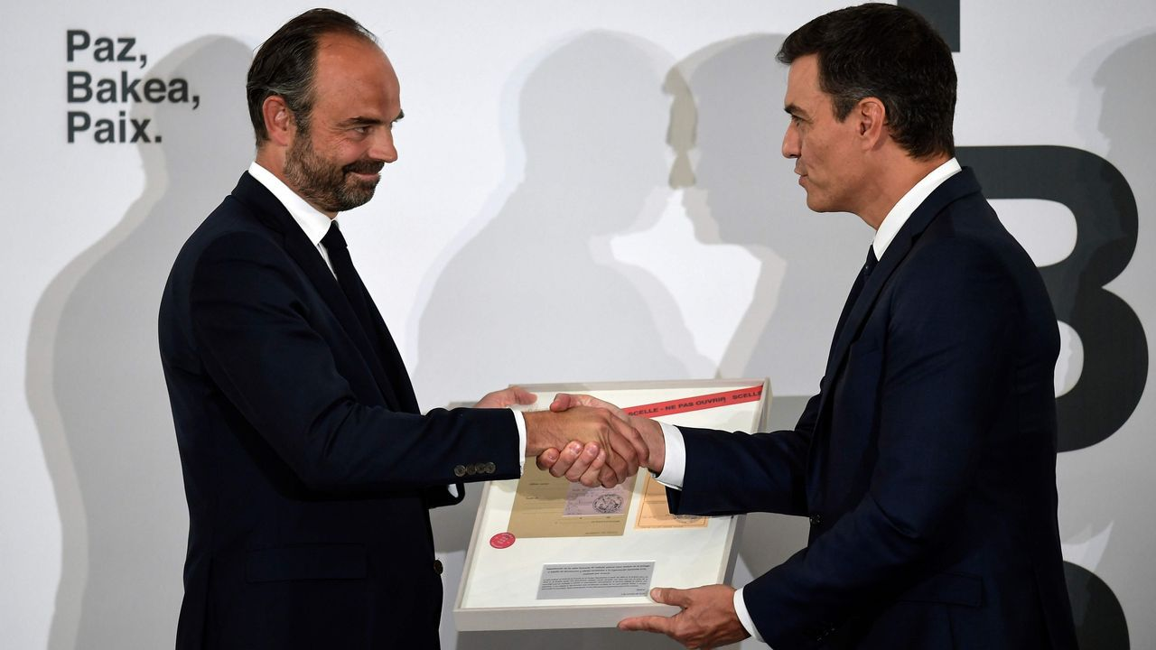 Carlos Iturgaiz, candidato del PP a lendakari