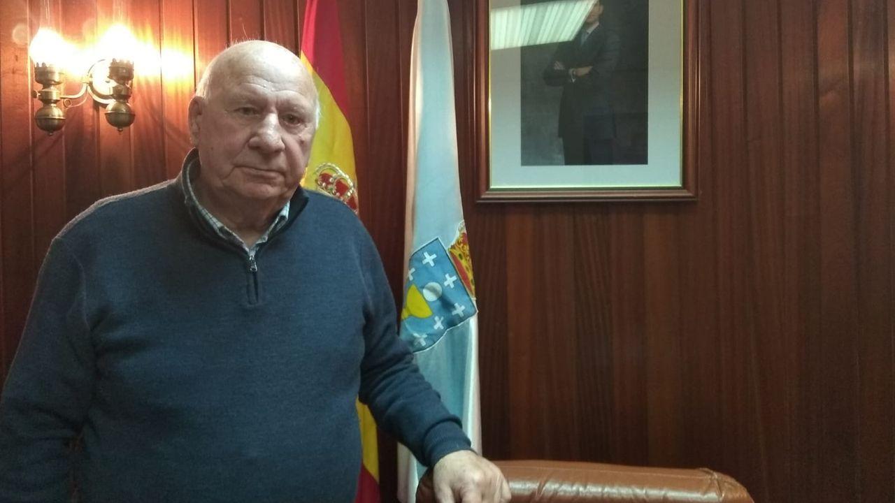 El ministro de Justicia, Juan Carlos Campo, en una foto de archivo