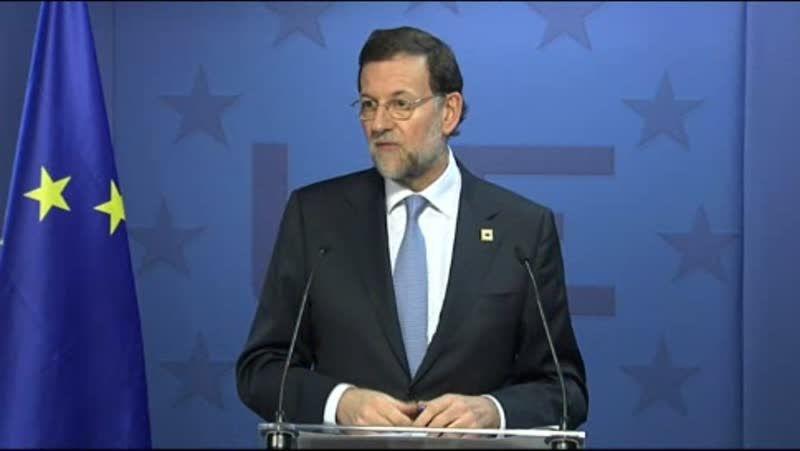 Rajoy: «Muchas decisiones no le van a gustar a la gente»