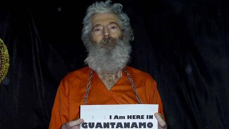 Un recorrido por Guantánamo.Imagen de la operación de arresto de Dzhokhar
