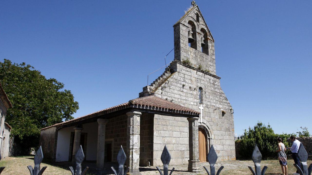Las prospecciones con georradar se harán en el entorno de la iglesia parroquial de Proendos
