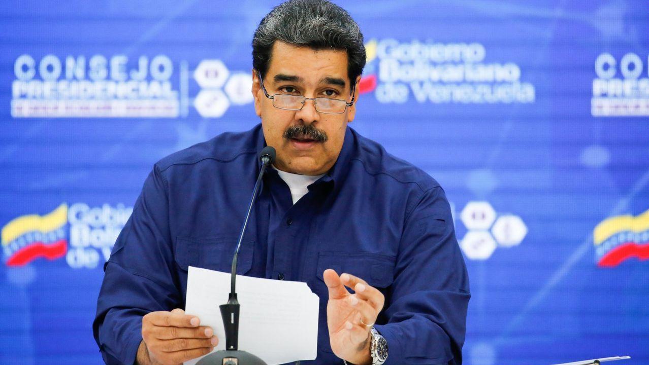 En Venezuela retrocedimos a 1920 .La jefa de la diplomacia europea, Federica Mogherini, considera que la decisión de retirar la imnunidad a Guaidó supone una violación de la Constitución de Venezuela