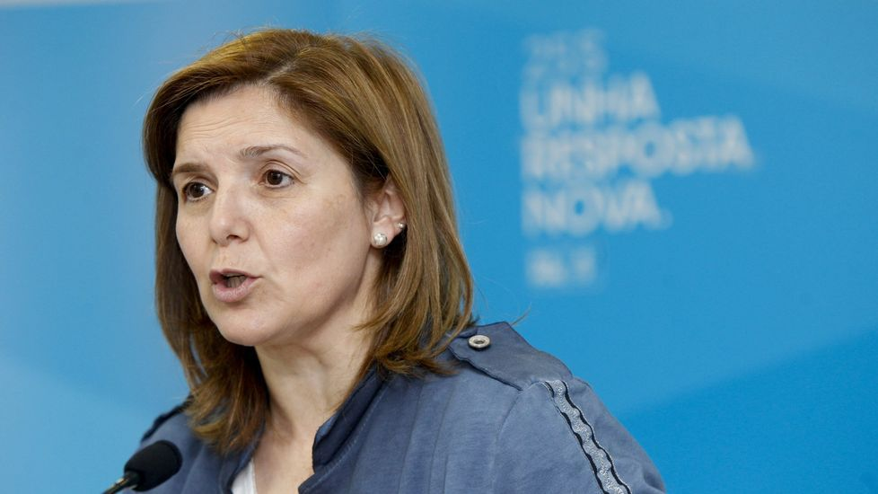 Pilar Cancela preside la actual gestora del PSdeG