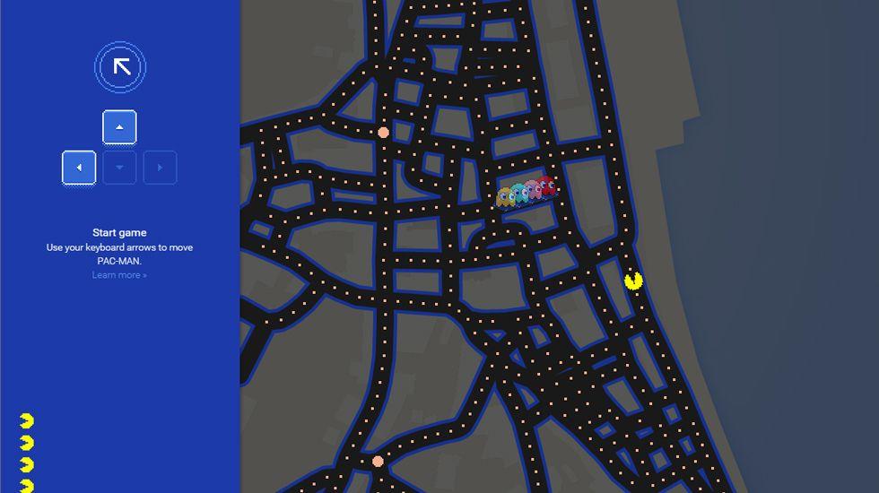 Después de fundirnos durante años la paga en las máquinas de Linares Rivas, la avenida acabó convertida en escenario de un videojuego.