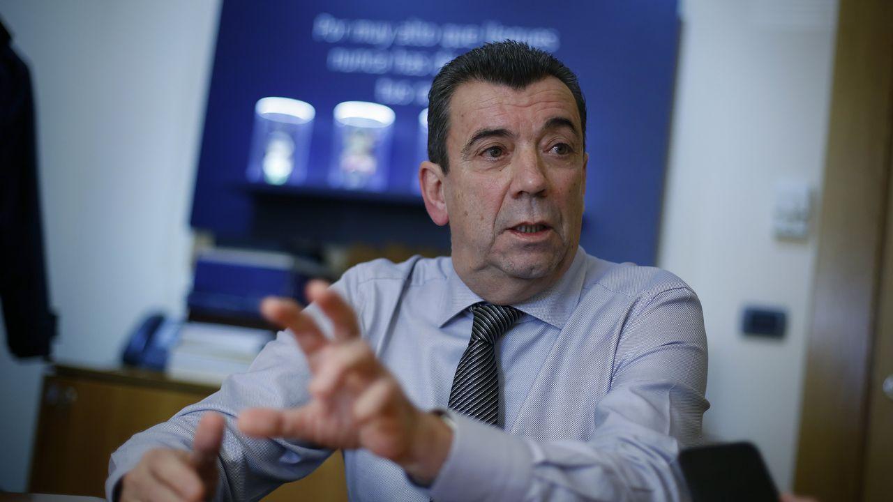 José Marcial Doctor considera que la sucesión está «hablada y ordenada»