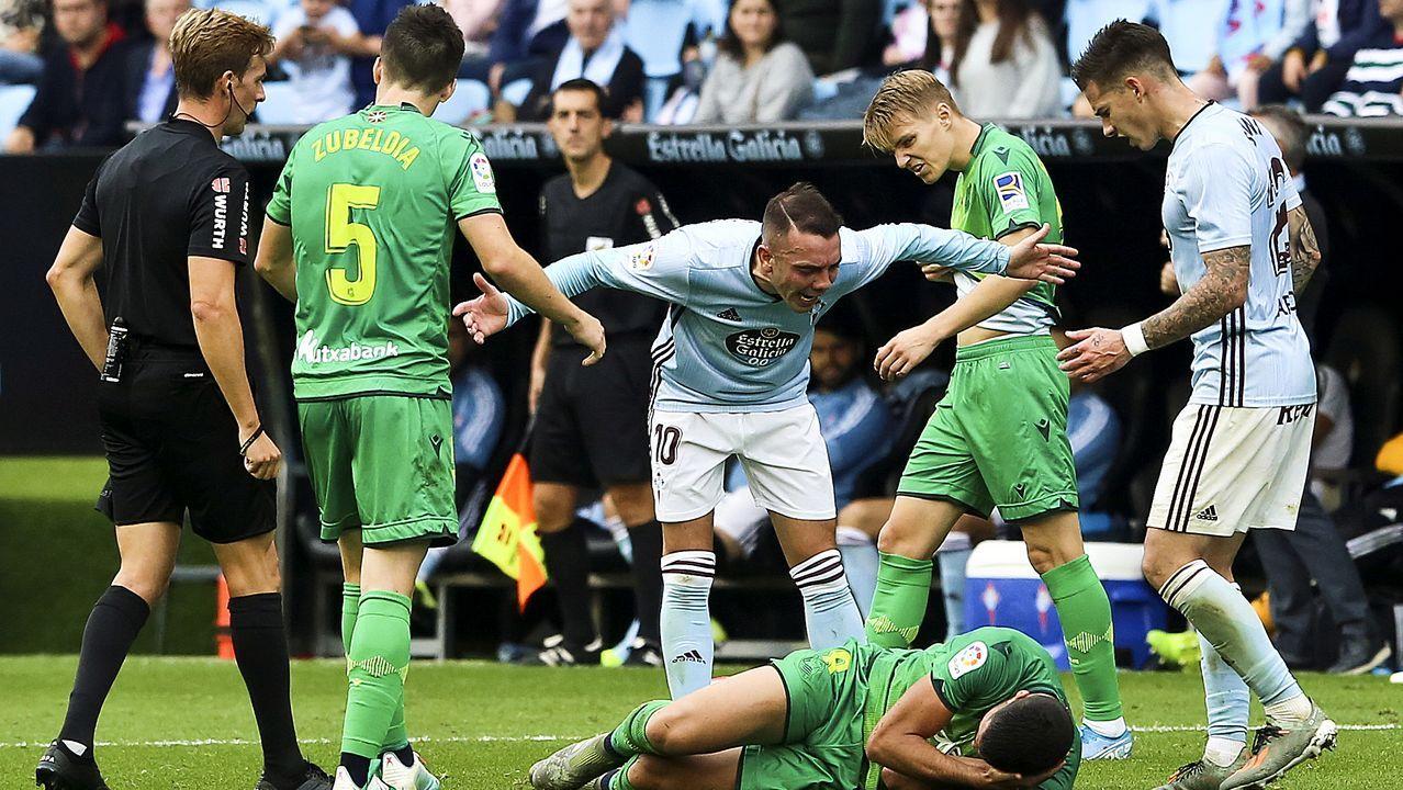 318 - Celta-Real Sociedad (0-1) el 27 de octubre del 2019