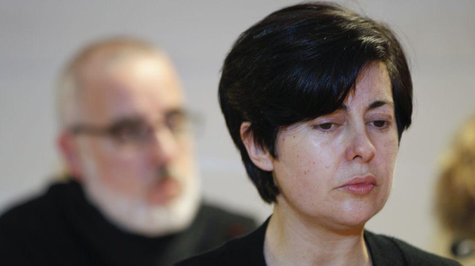 Continúa en los juzgados de Fontiñas el juicio por el crimen de Asunta
