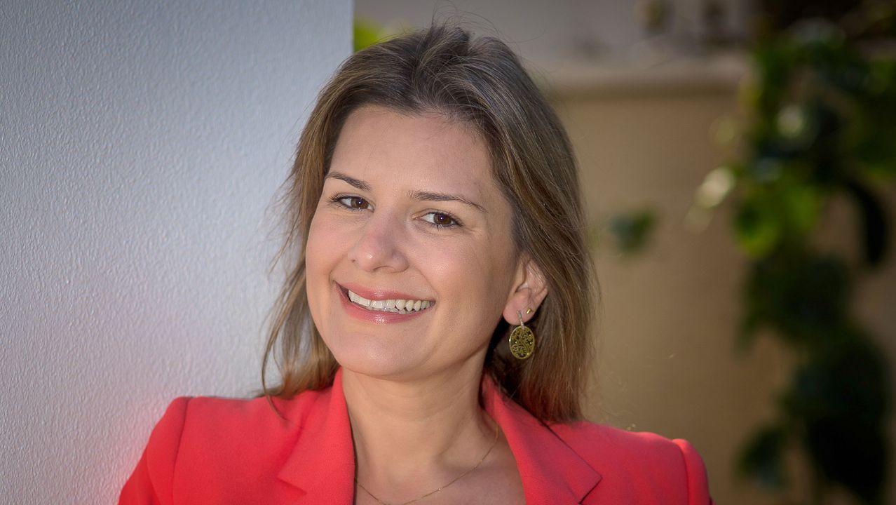 Patricia Schwartz, directora de Márketing y Estrategia de De Heus Iberia