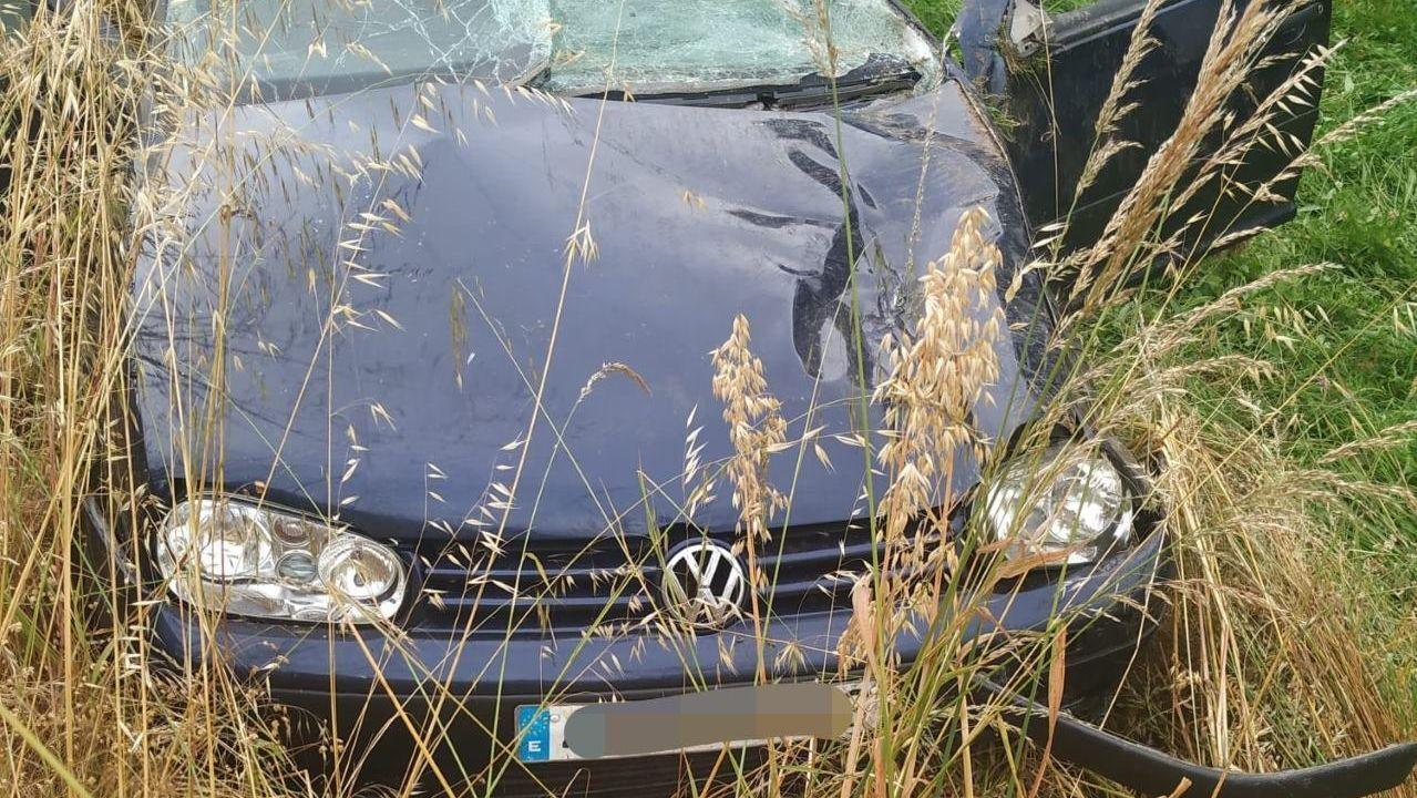 Accidente de tráfico en Pol