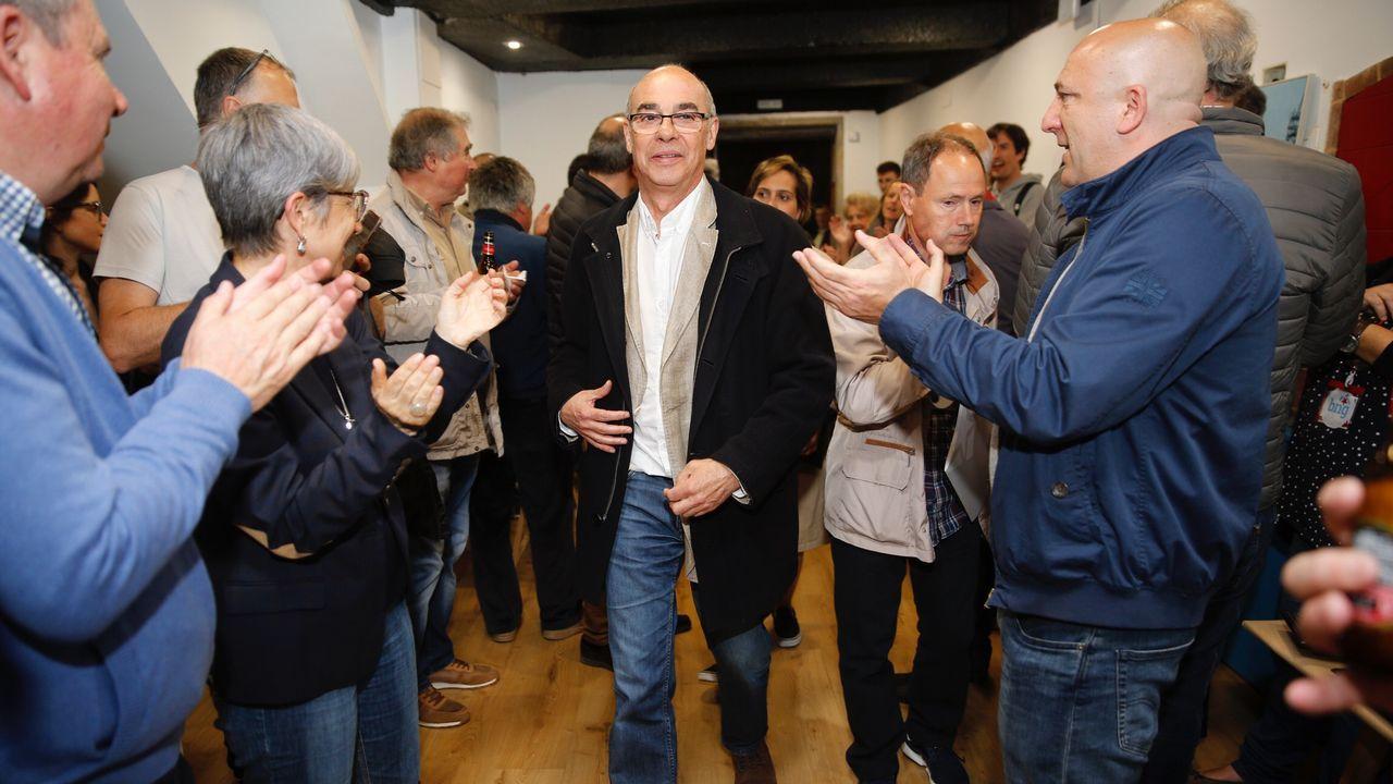 El BNG aumenta su número de concejales en A Coruña