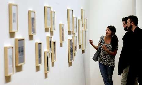 Exposición «Veraneantes», programada este año en el museo de arte contemporáneo Marco, en Vigo.