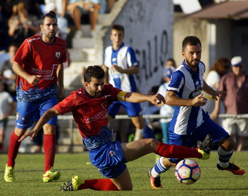 Riazor vibra con los nuevos fichajes del Deportivo