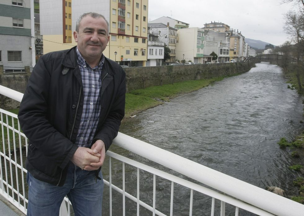 Darío Campos recoñece que cando entrou en política nunca pensou estar tantos anos.
