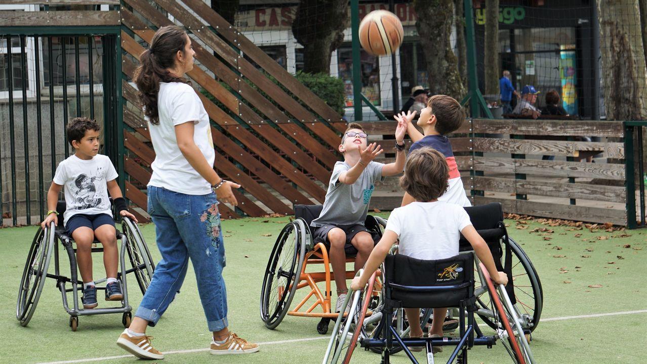En marcha la Semana da Mobilidade de Carballo: ¡las imágenes!