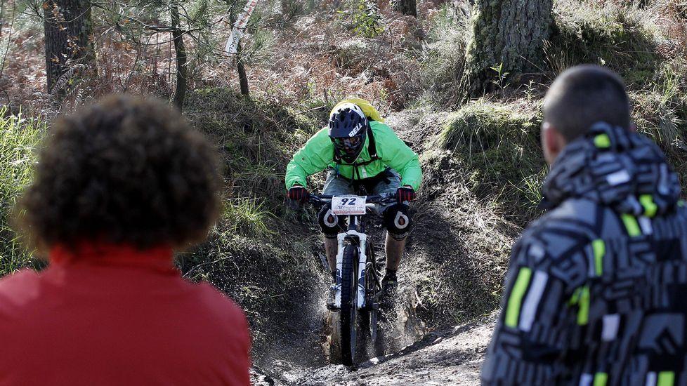 El cadete Carlos Canal pisó podio en la prueba disputada en Valencia.
