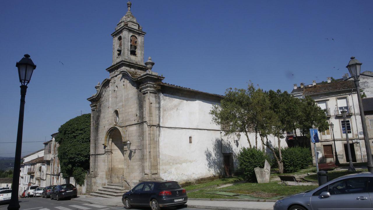 Igrexa do Carme, en Lugo