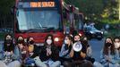 Fiesta y reivindicación en el campus de Elviña la UDC