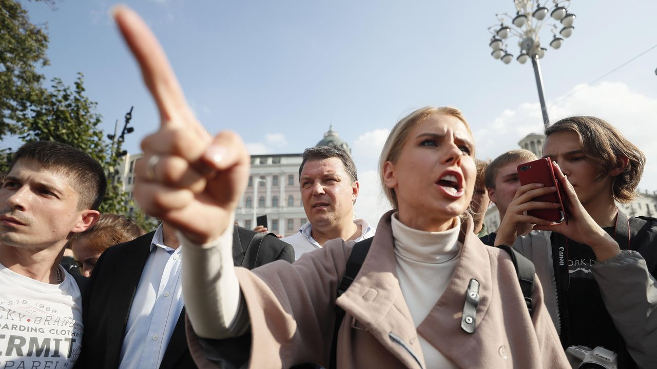 El «voto inteligente», la estrategia de Alexéi Navalni, suritó efecto en las municipales