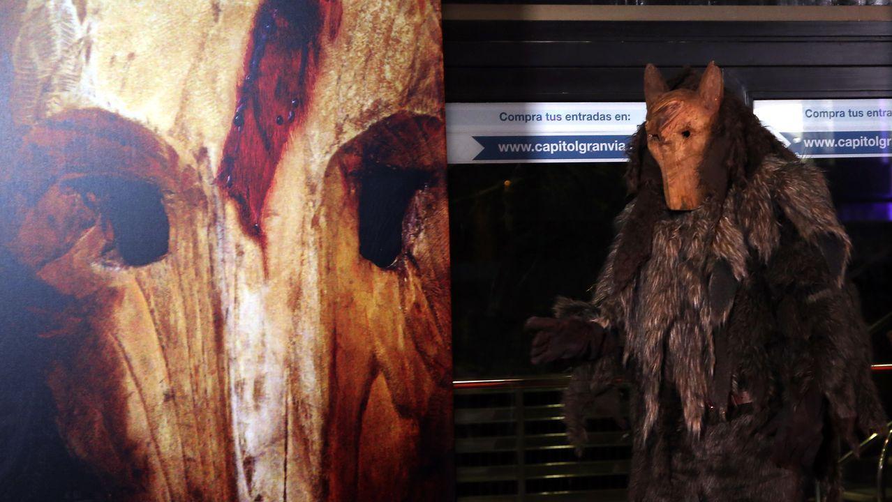 El Urco, un personaje inquietante a quien muchos culpan de los crímenes en «Néboa»