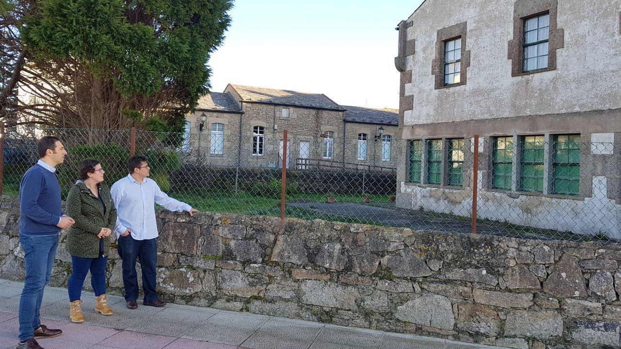 Proyecto de la nueva estación de Ferrol para la integración de trenes y buses.La Cooperativa San Miguel de Marín operaba en la lonja de O Berbés, en Vigo.