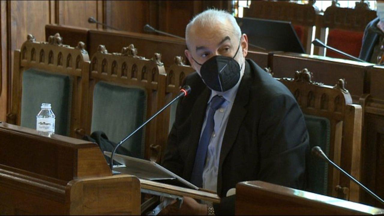 José Manuel Fernández García, candidato del PSOE a presidir el Consejo de Transparencia