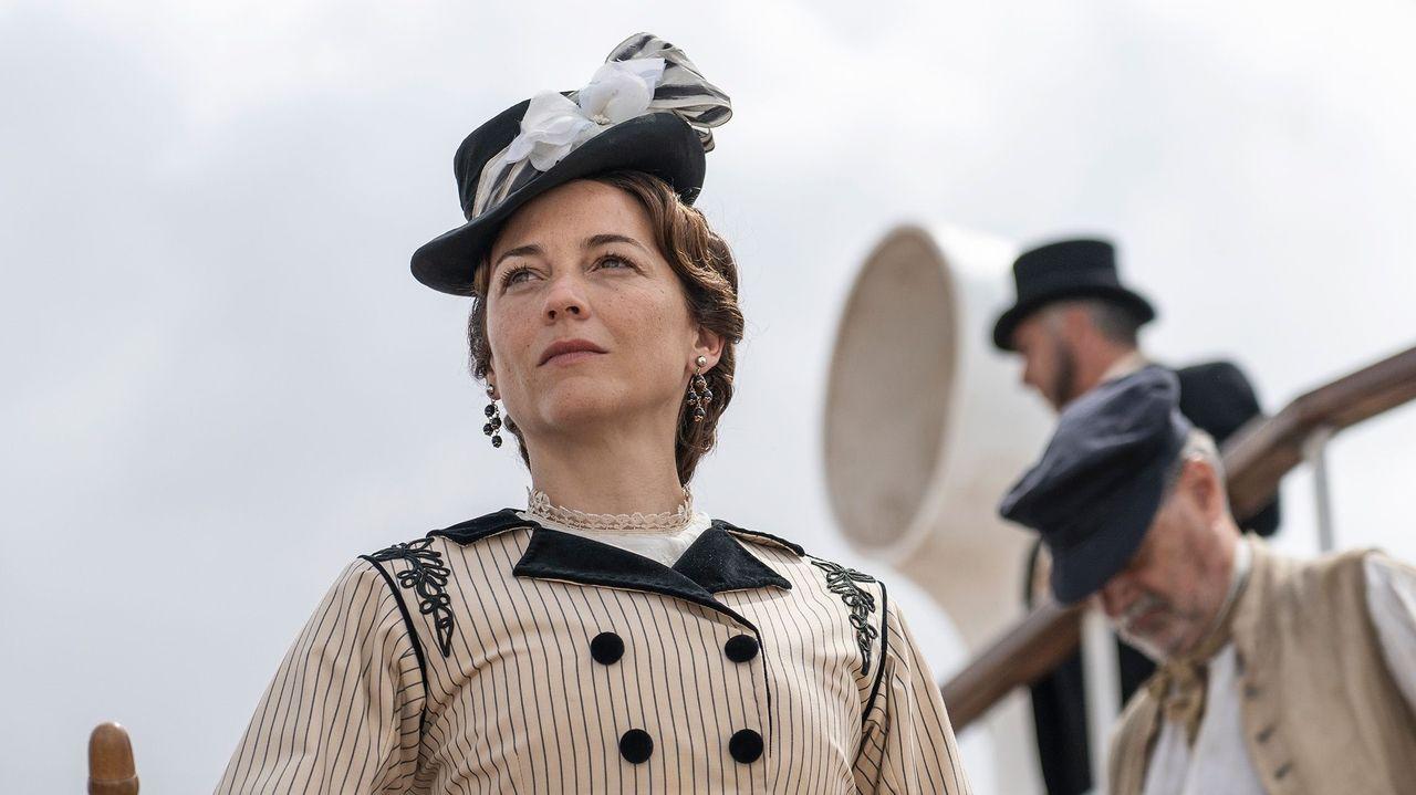 Leonor Watling encarna a la protagonista de «La templanza»