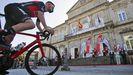 Los ciclistas del Froiz se presentan en la Diputación de Pontevedra