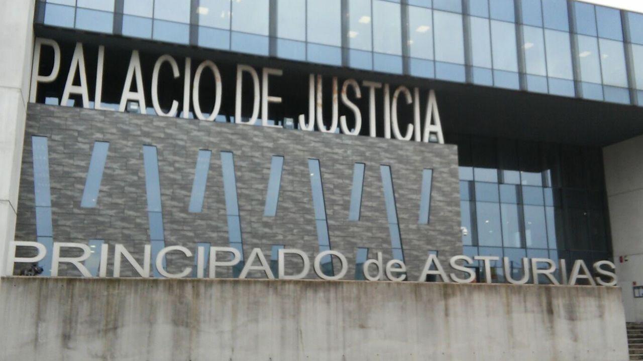 Palacio de Justicia del Principado de Asturias
