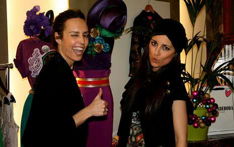 Las hermanas Paula y Carla Pérez han triunfado con el concepto de negocio de Elsavadeboda.