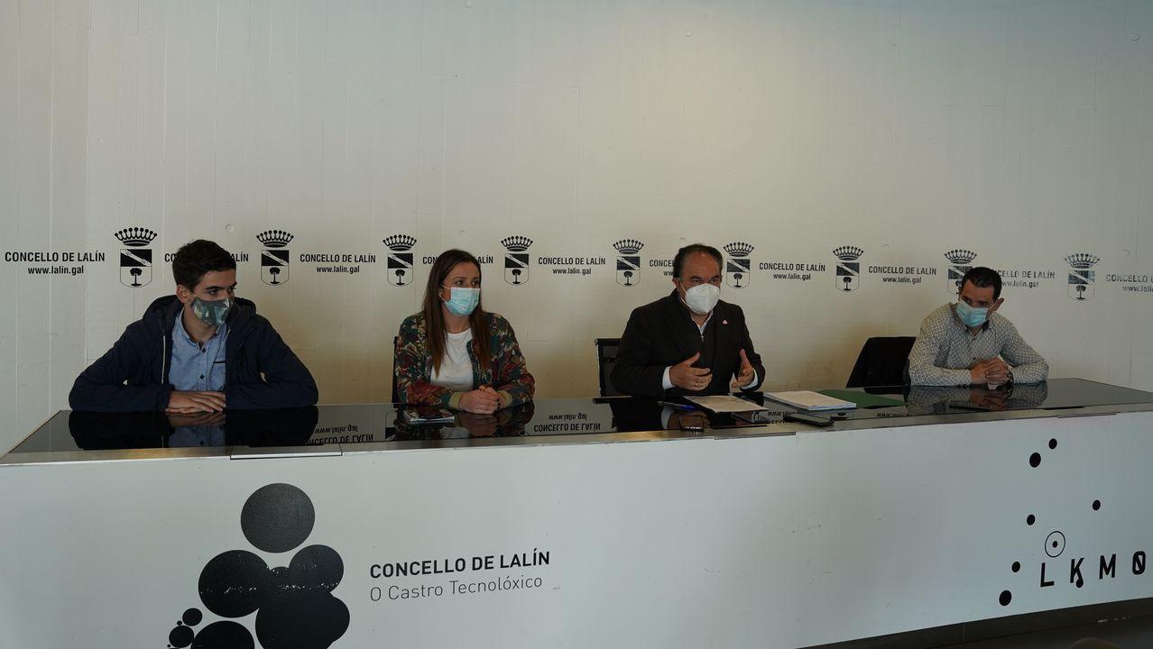 ¿Qué necesidades tiene Galicia en materia de aguas?.Manuel González, alcalde de Outes