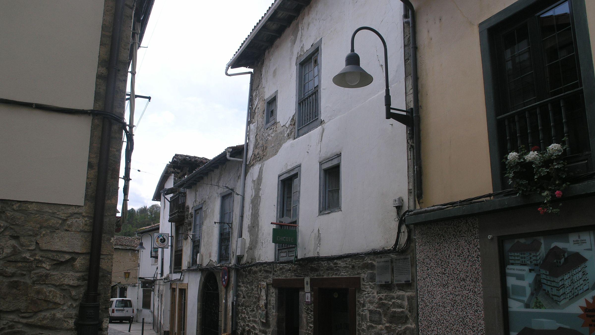 Palacio de Pampley