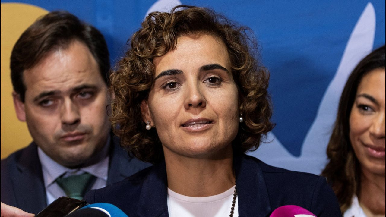 Dolors Montserrat: «Vamos a poner freno al fake relato del independentismo»