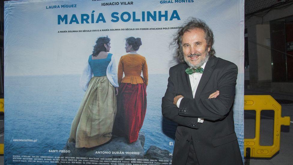 Rocío Leira, tamén docente, declárase matemática vocacional