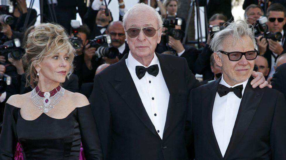 Festival de Cannes: Michael Caine, Harvey Keitel y Jane Fonda, los felices años 80.Cate Blanchett y Rooney Mara