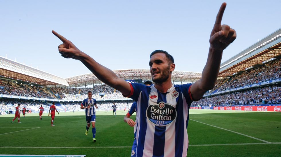 Deportivo - Espanyol, en imágenes